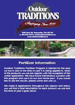 Fertilizer Programs